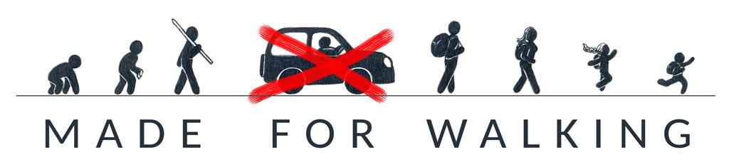 MADE FOR WALKING (Blog-Logo)